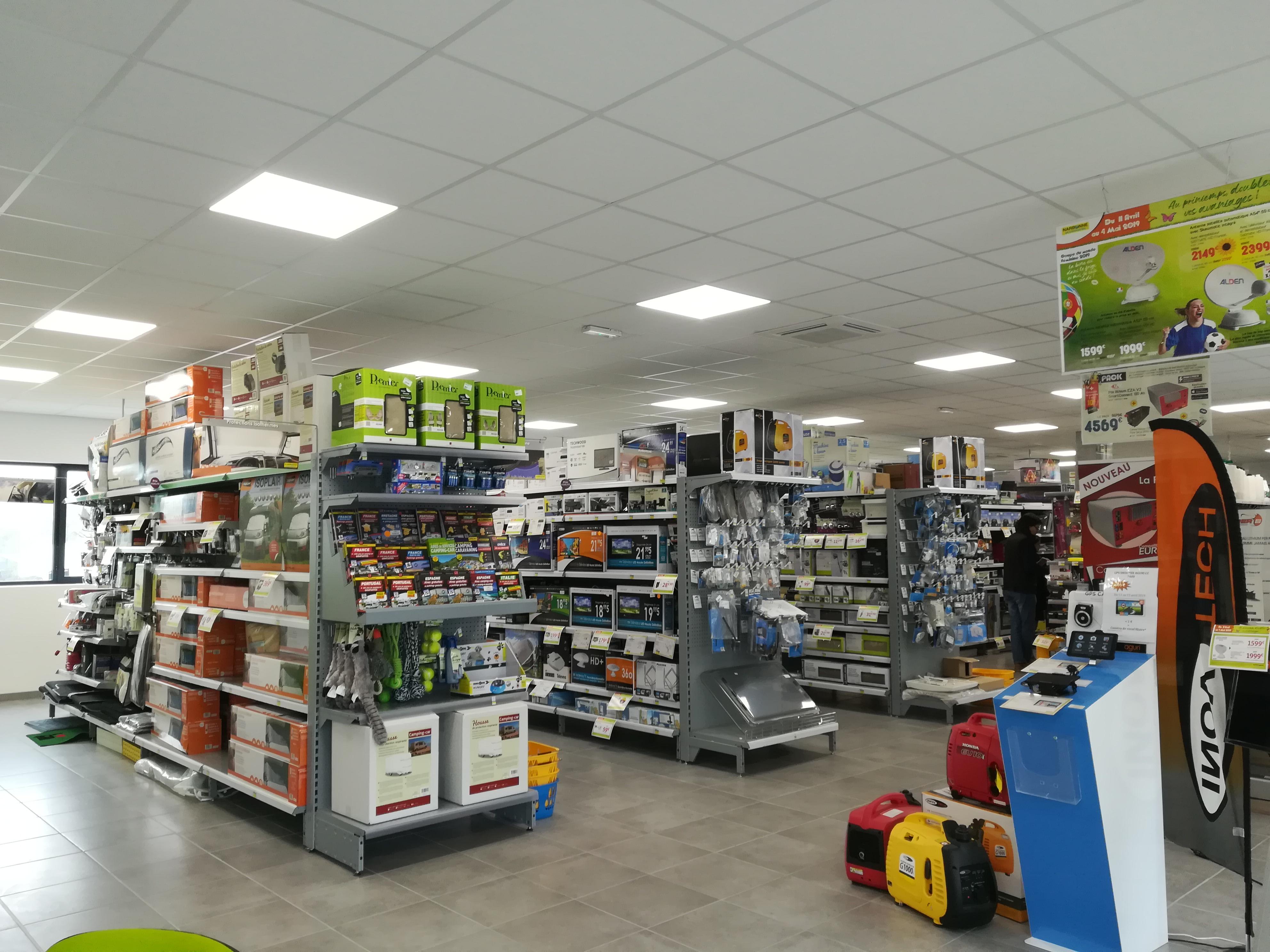Le nouveau magasin de Caravaning Limousin ouvre ses portes
